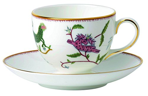 Wedgwood Mythical Creatures Teacup and Saucer Set, Leigh by Wedgwood
