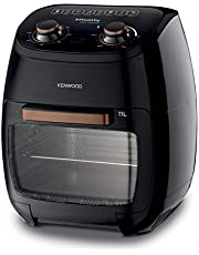 Kenwood Multifunction kHealthy Air Fryer Oven, 2000W, 11L Capacity, Rose Gold
