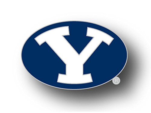 NCAA BYU Cougars Logo Pin