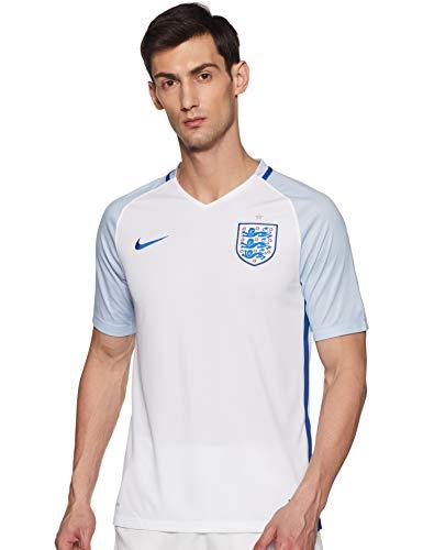 Nike England Home Stadium Soccer Jersey (X-Large) White
