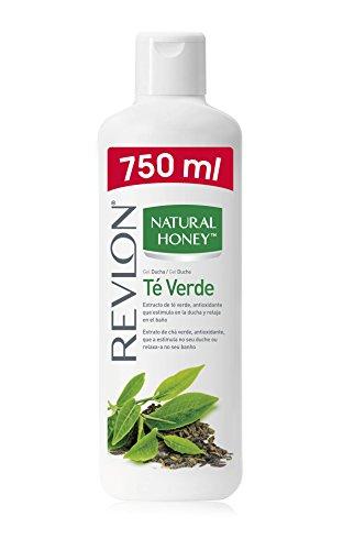 Revlon Natural Honey Gel Baño Ducha Té Verde Green Tea Body Wash 750 ml 25 oz