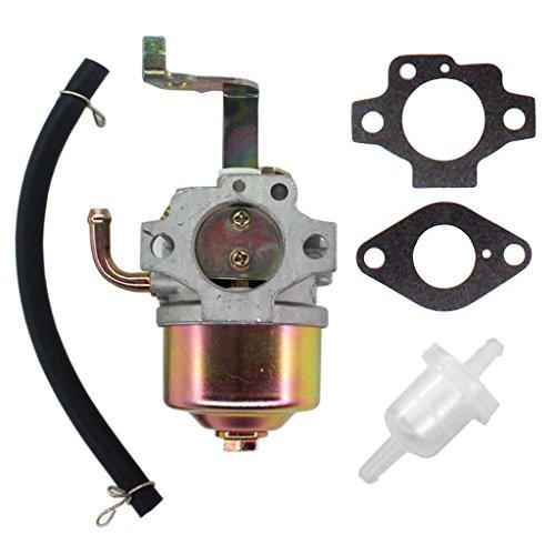 HURI Carburetor with Gasket for Wisconsin WI-185 Robin EY20 EY15 Generator Replace 227-62450-10 228-62451-10 228-62450-10 (Wisconsin Ey20 Carburetor)