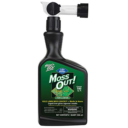 Lilly Miller Moss Out For Lawns Ready To Spray 32oz by Lilly Miller