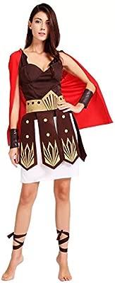 thematys® Disfraz de Guerrero Romano para Mujer Cosplay ...