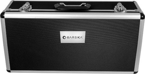 BARSKA Naturescape 12-36×50 Straight Spotting Scope with Tripod And Premium Hard Case
