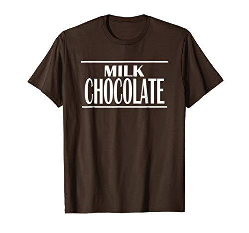 Chocolate Bar Matching Group Halloween Costume T-shirt