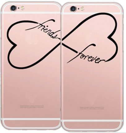 best friend iphone 8 plus case
