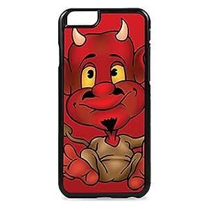 Devil Cartoon Snap-on Hard Back Case Cover For LG G3