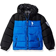 [Sponsored]U.S. Polo Assn. Boys' Reversible Bubble Jacket