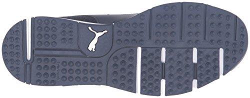 Puma Puma Grip Sport, Sneaker uomo grigio grigio Bianco (Peacoat-puma White)