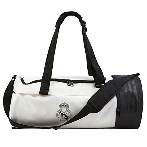 Adidas 2018-2019 Real Madrid Team Bag (White)