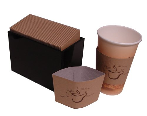 (Coffee Hot Cup Sleeve Dispenser (3013))