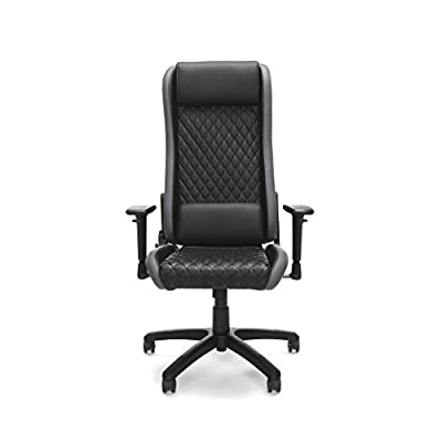 RESPAWN-115 Racing Style Gaming Chair - Reclining Ergonomic Leather Chair
