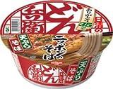 日清食品日清のどん兵衛天ぷらそば(西)1箱12食
