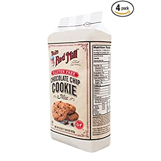 Gluten Free Chocolate Chip Cookie Mix by Bob's Red Mill, 22 oz