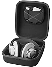Headphone Headset Carrying Case for Beyerdynamic DT990, DT880, DTX910, AKG Q701, K701, K702, K712 / Headphone Full Size Hard Travel Bag