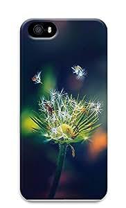 iPhone 5 5S Case Dandelion Closeup189 3D Custom iPhone 5 5S Case Cover
