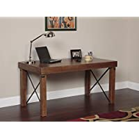 American Furniture Classics Industrial Island Desk