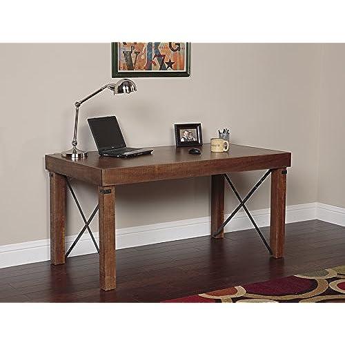 American Furniture Classics Industrial Island Desk