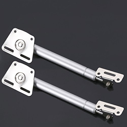 2 PCS Flap Stay Damper Gas Spring, 150N/33lb, Only Open Down The Door, Gas  Springs Hinge ...