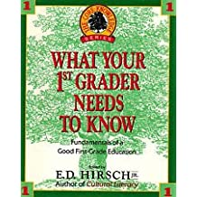 What Your 1st Grader Needs to Know Fundamentals