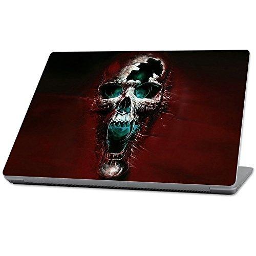 【税込】 MightySkins Protective Durable and Unique Vinyl [並行輸入品] wrap cover and Skin B07894GHTG for Microsoft Surface Laptop (2017) 13.3 - Wicked Skull Red (MISURLAP-Wicked Skull) [並行輸入品] B07894GHTG, ICI ski online:1caa477e --- a0267596.xsph.ru