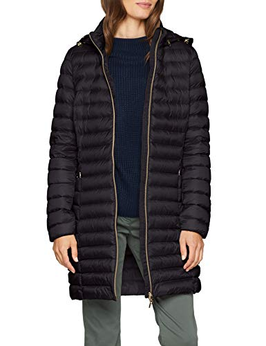 Blue Night Parka F4448 Geox W Coffe Tur Blue Jaysen Women's qwUHIY