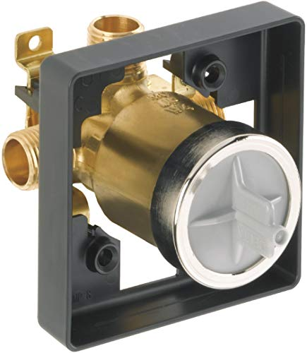 Copper Nickel Replacement - Delta R10000-UNBXHF Multichoice Universal Shower Only Valve Body