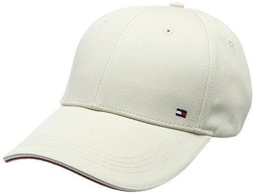 Marfil Gorra 015 de Gray Hombre para Béisbol Tommy Hilfiger Corporate Oyster Cap tB8Pq8p