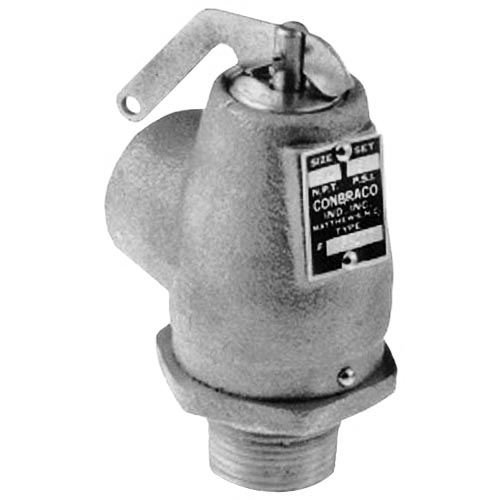 Valve, Steam Safety - for Groen Part# Z008639 (OEM Replacement)