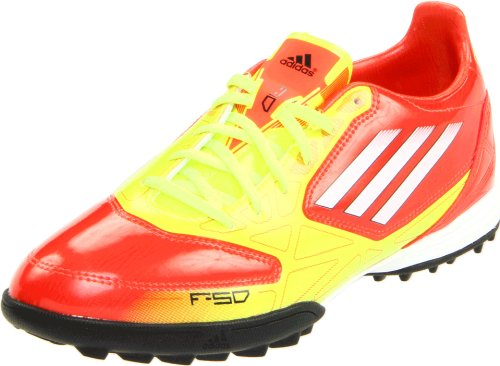 adidas Men's f10 TRX tf-m, High Energy/Electricity/White 10.5 D US