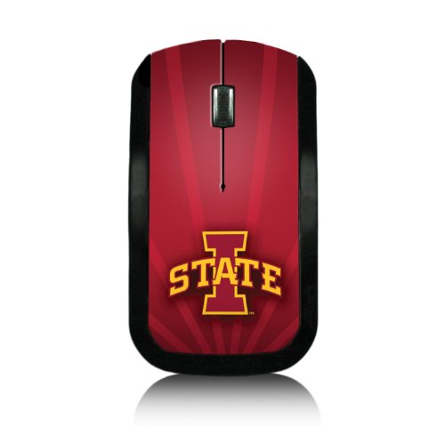NCAA Iowa State Cyclones Team Color Wireless Mouse - Cardinal