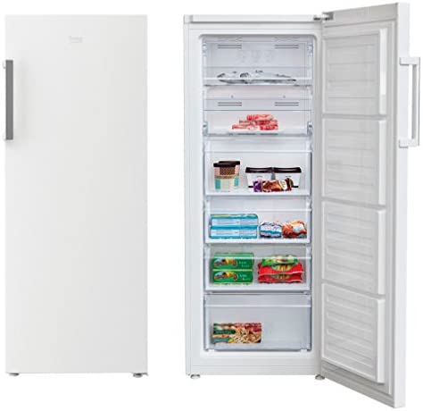 Beko RFNE270K21W Independiente Vertical 214L A+ Blanco ...