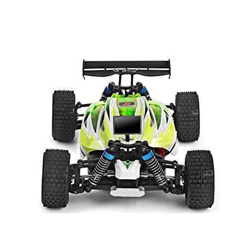 Control Gas Car Nitro Remote (RC Car WLtoys A959-B 2.4G Off-Road 70 km/h Racing Car 1:18 Brush Electric Remote Control RC Rechargeable)