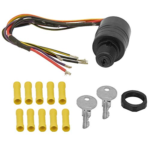 Sierra Ignition Switch for Mercury Engine, Part Mp52000