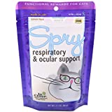 In Clover Spry Daily Respiratory and Ocular Support Soft Chews for Cats, with L-Lysine, Superfoods, and Prebiotics for a Strong Immune System, 2.1 oz. (60 count)