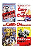 Carry On Collection Vol.2 (Regardless / Cruising / Jack / Cabby) [DVD]