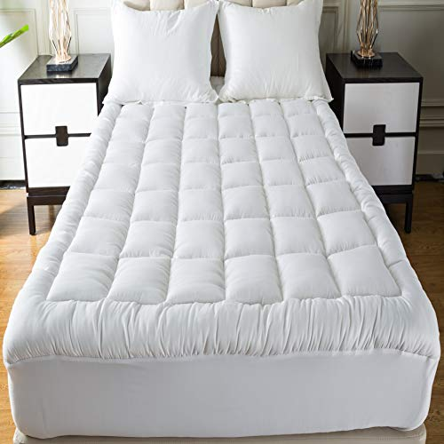 down alternative bed topper king - 9