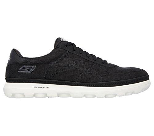 Sneaker Da Uomo Astuto Da Uomo Nero / Bianco