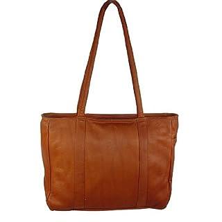 David King & Co. Multi Pocket Shopping Tote 574, Tan, One Size