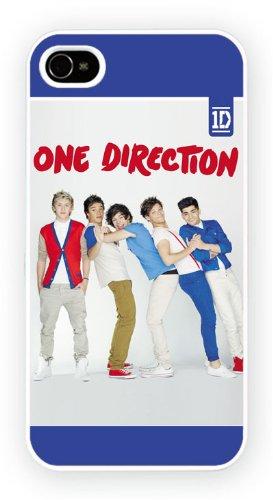 One Direction, iPhone 4 4S, cellulaire cas coque de téléphone cas, couverture de téléphone portable