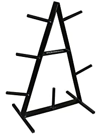 legend fitness usamade aframe plate tree for standard or olympic weight