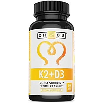 vitamin k2 impotens