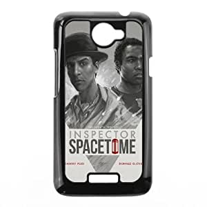 HTC One X Cell Phone Case Black Inspector Spacetime LSO7881146