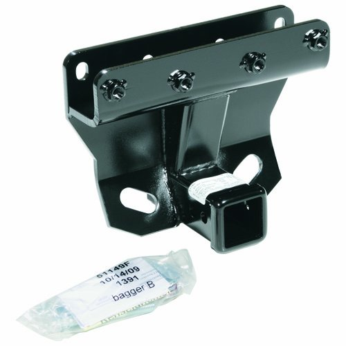 """Reese Towpower 51149 Class III Custom-Fit Hitch with 2"""" Square Receiver opening"""