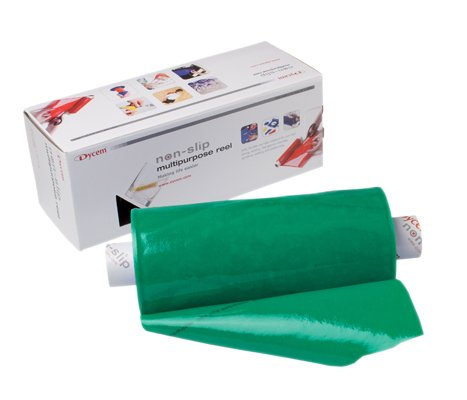 Dycem¨ non-slip material, roll, 16''x10 yard, forest green
