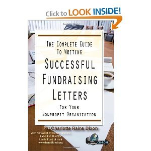Successful Fundraising Letters byDixon (Letters Successful Fund Raising)