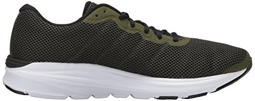 361 Men Black 361 Shoe Running Enjector Army nvgFF0qw5