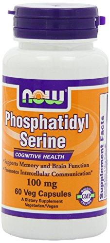 Cheap Now Foods Phosphatidyl Serine 100mg, 60 caps ( Multi-Pack)