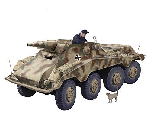 Dragon Models Sd.Kfz.234/3 Schwere Panzerpahwagen(7.5cm) - Premium Edition (1/35 Scale) from Dragon Models USA